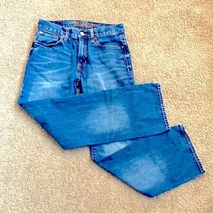 American Eagle Outfitter Bootcut Jeans Sz 29/32